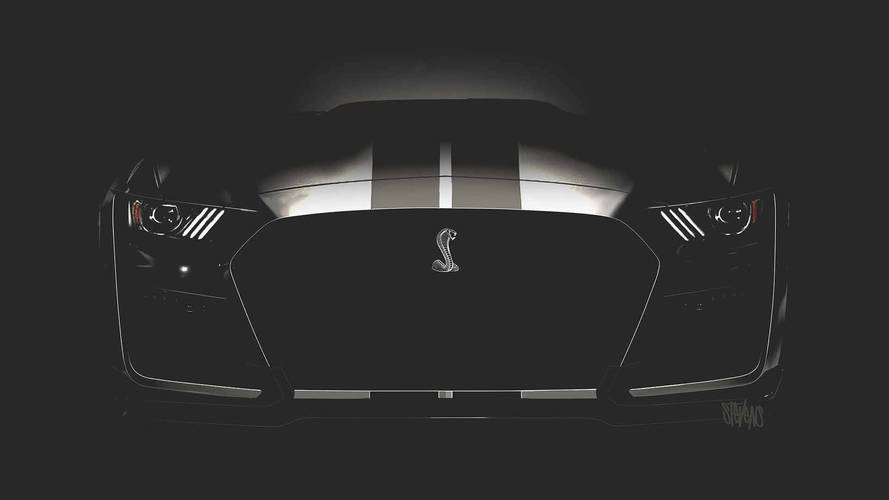 2020 Ford Mustang Shelby GT500 debut: See the livestream here