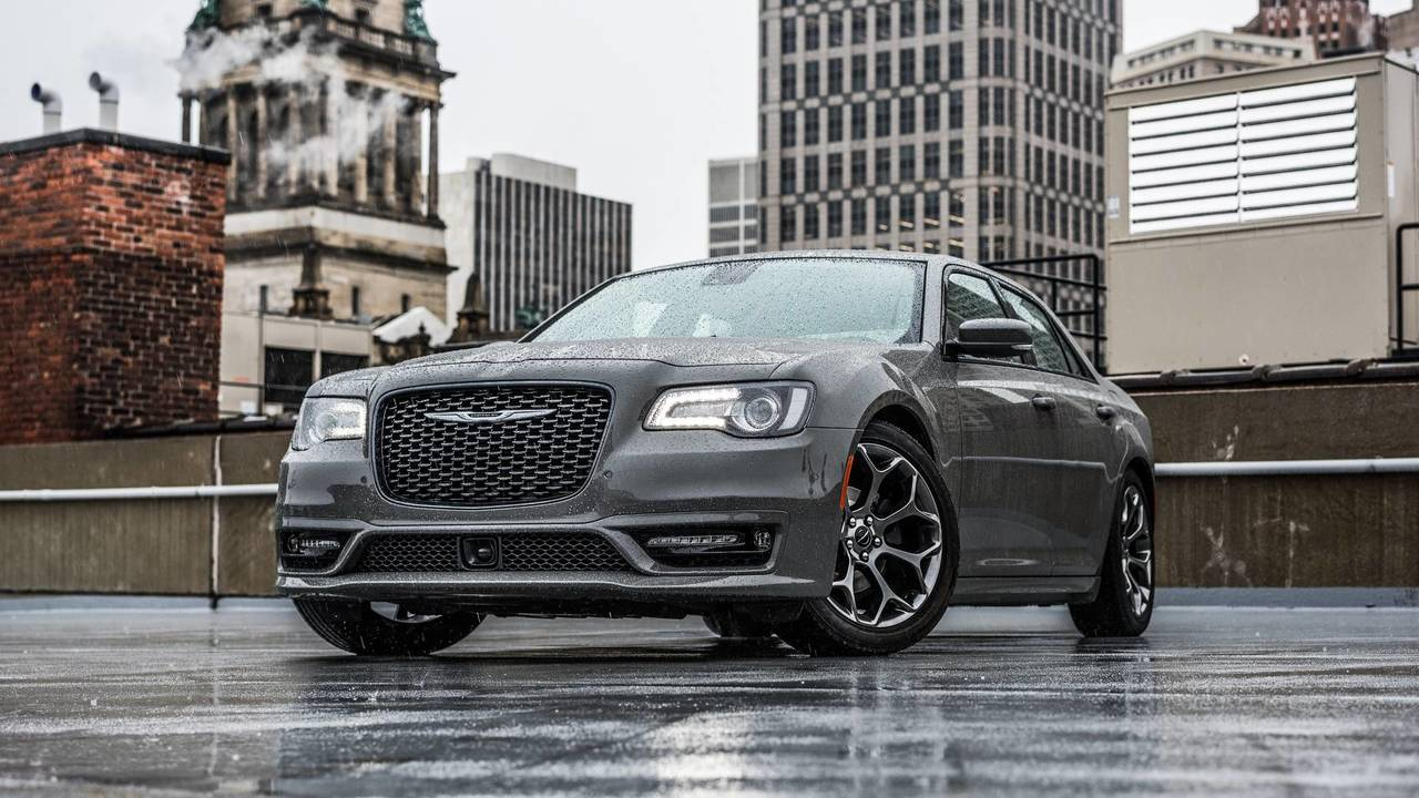 9. Chrysler 300