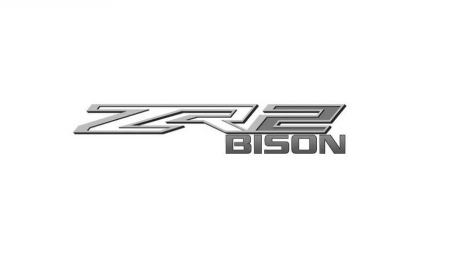 "Chevrolet, ""ZR2 Bison"" isminin tescili için başvurdu"