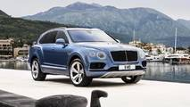 6. Bentley Bentayga – 4 másodperc