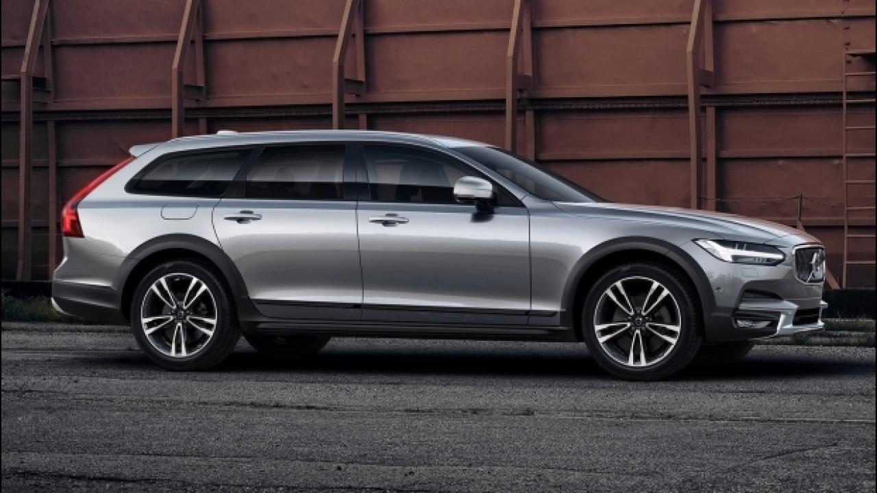 [Copertina] - Volvo V90 Cross Country, con Polestar fa la cattiva. A modo suo