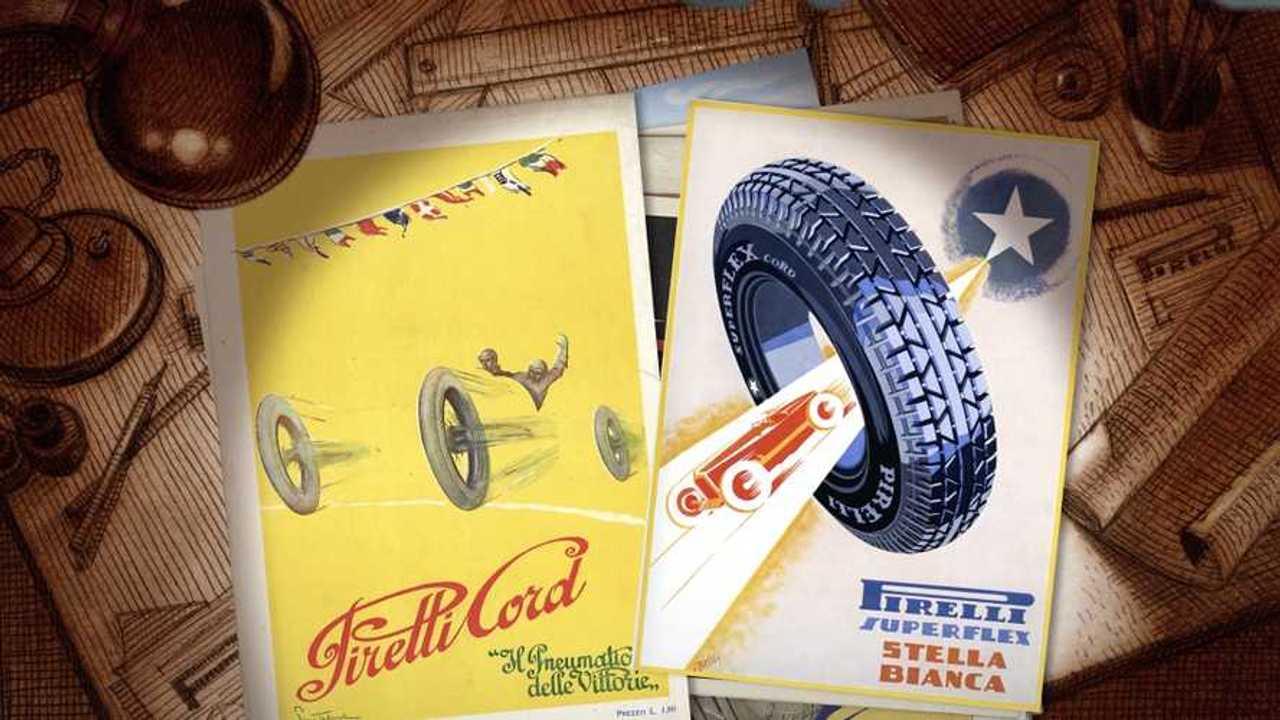 Pirelli 147 anni di storia