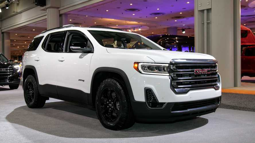 2020 GMC Acadia AT4 Reportedly Starts At $42,495