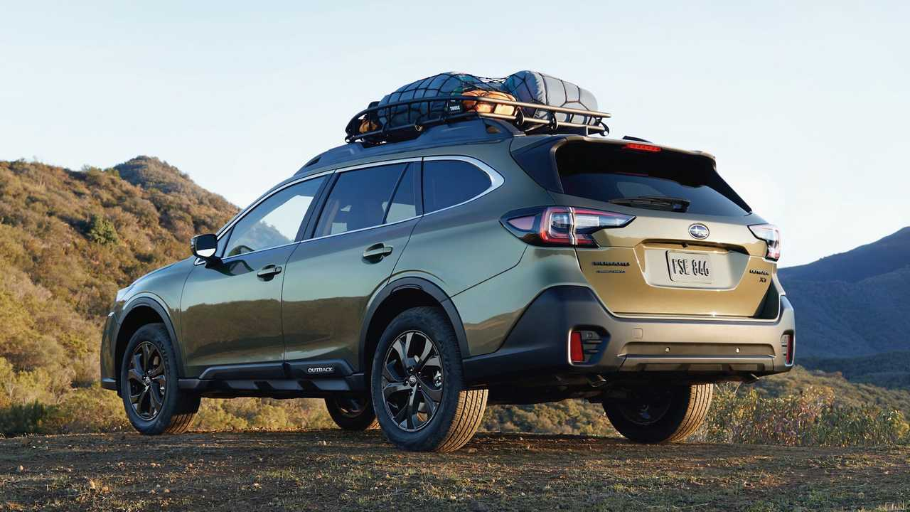 2020 Subaru Outback Release Date and Concept