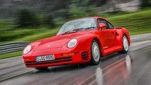 Zeitreise: Unterwegs im Porsche 959 S von 1988