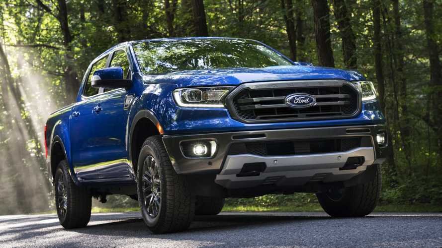 USA. Arriva il Ford Sporty Ranger FX2 Package