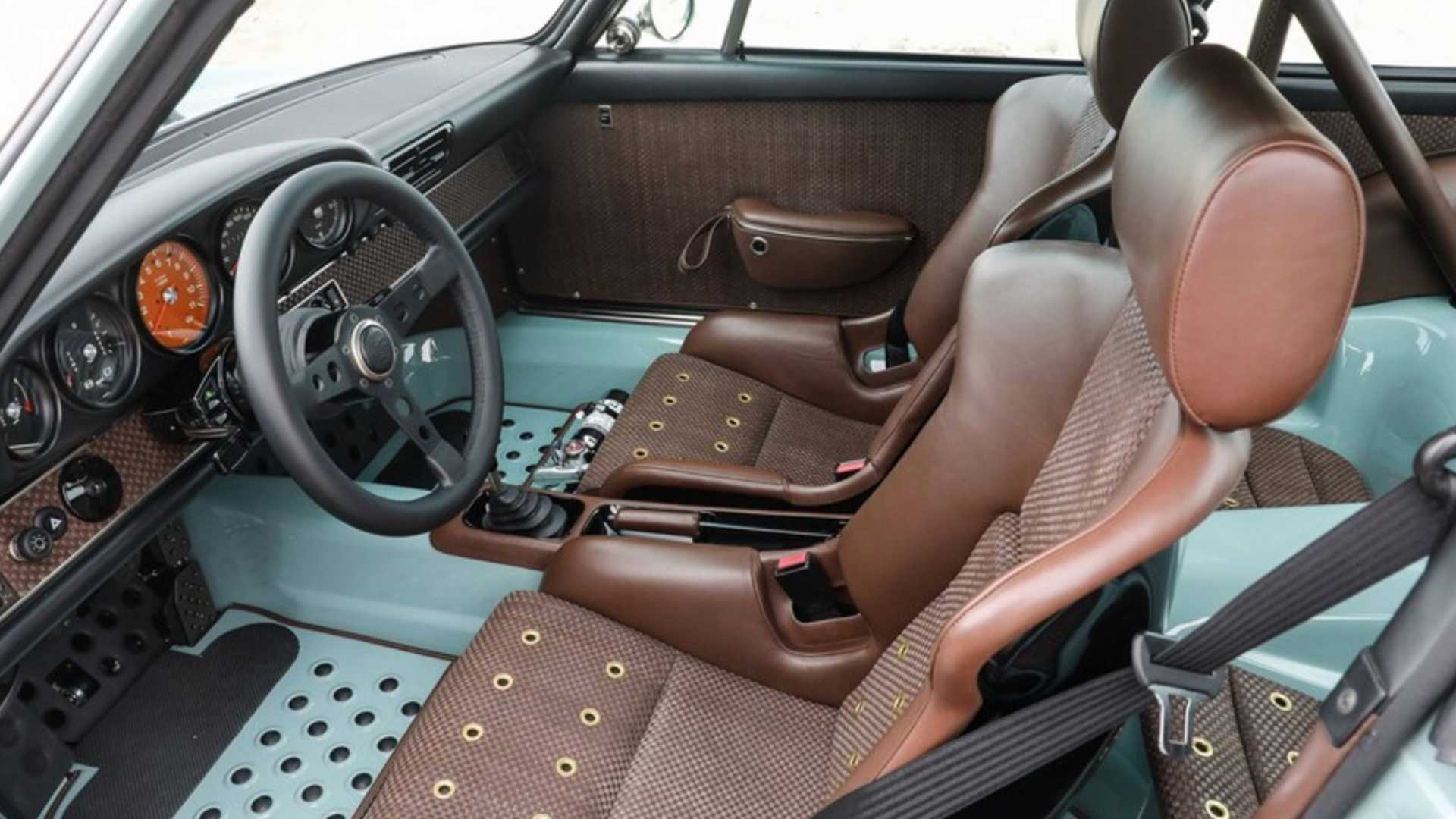 """[""""1991 Porsche 911 By Singer Could Be Auctioned For $1M""""]"""