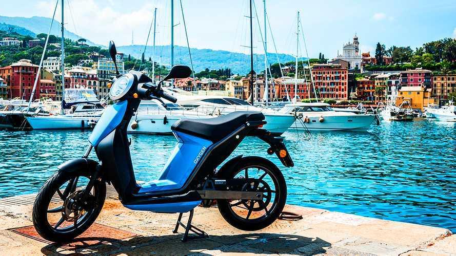 Quadro Vehicles, a Parco Valentino debutta l'E-scooter Oxygen