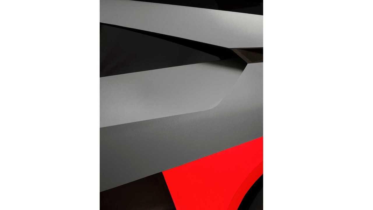 Teaser BMW Vision M Next Concept