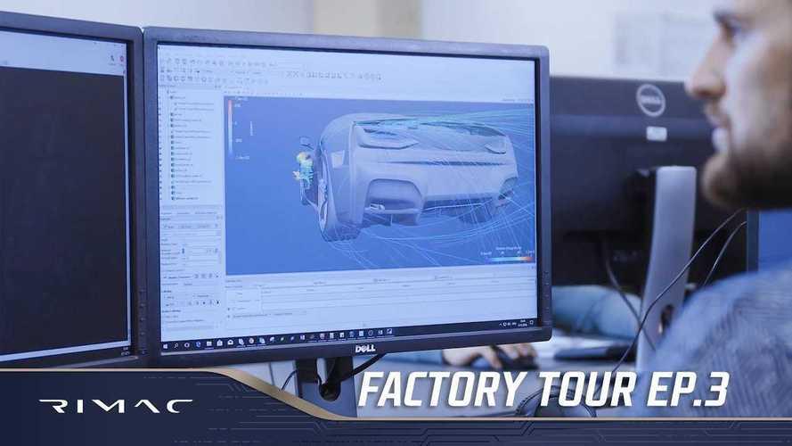 Mate Rimac Presents Rimac Automobili Episode 3: Video