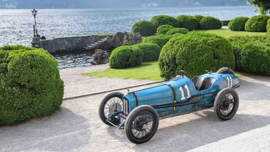 First Italian Grand Prix Winner To Star At Concours Of Elegance