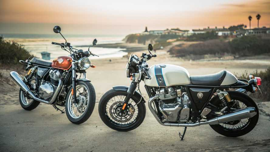 Royal Enfield: richiamo su Intercepter, Continental GT e Himalayan