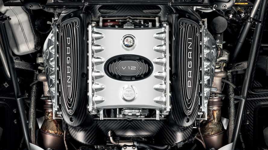 Pagani to use updated AMG twin-turbo V12 engine until 2026