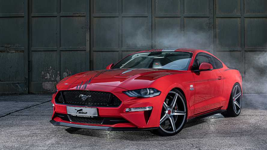 German-Tuned Ford Mustang GT 'One Of 7' Has 735 HP, Costs $105k