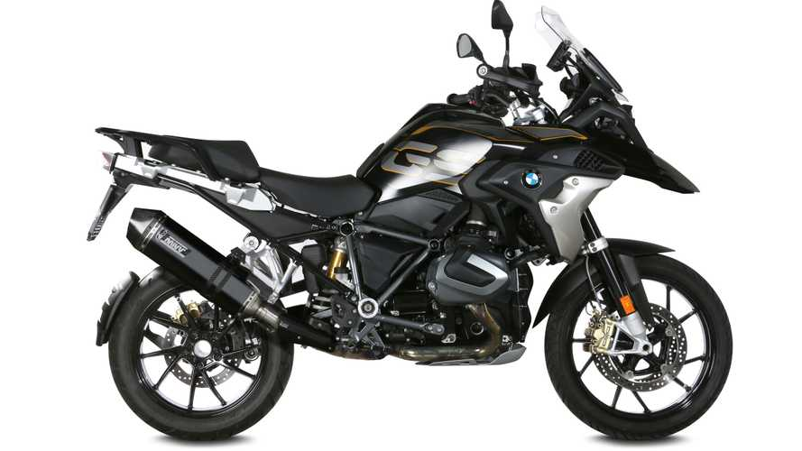 MIVV, nuovi scarichi per la gamma BMW GS