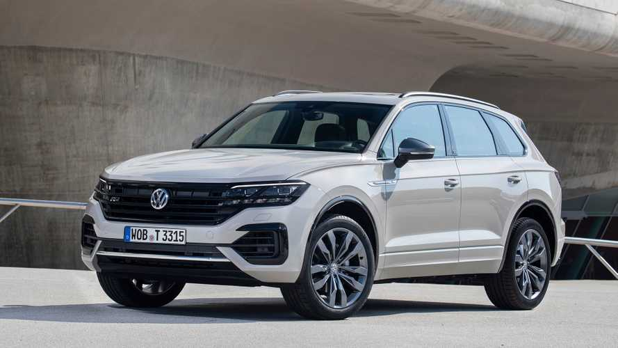 VW Touareg R officially announced as plug-in hybrid hot SUV