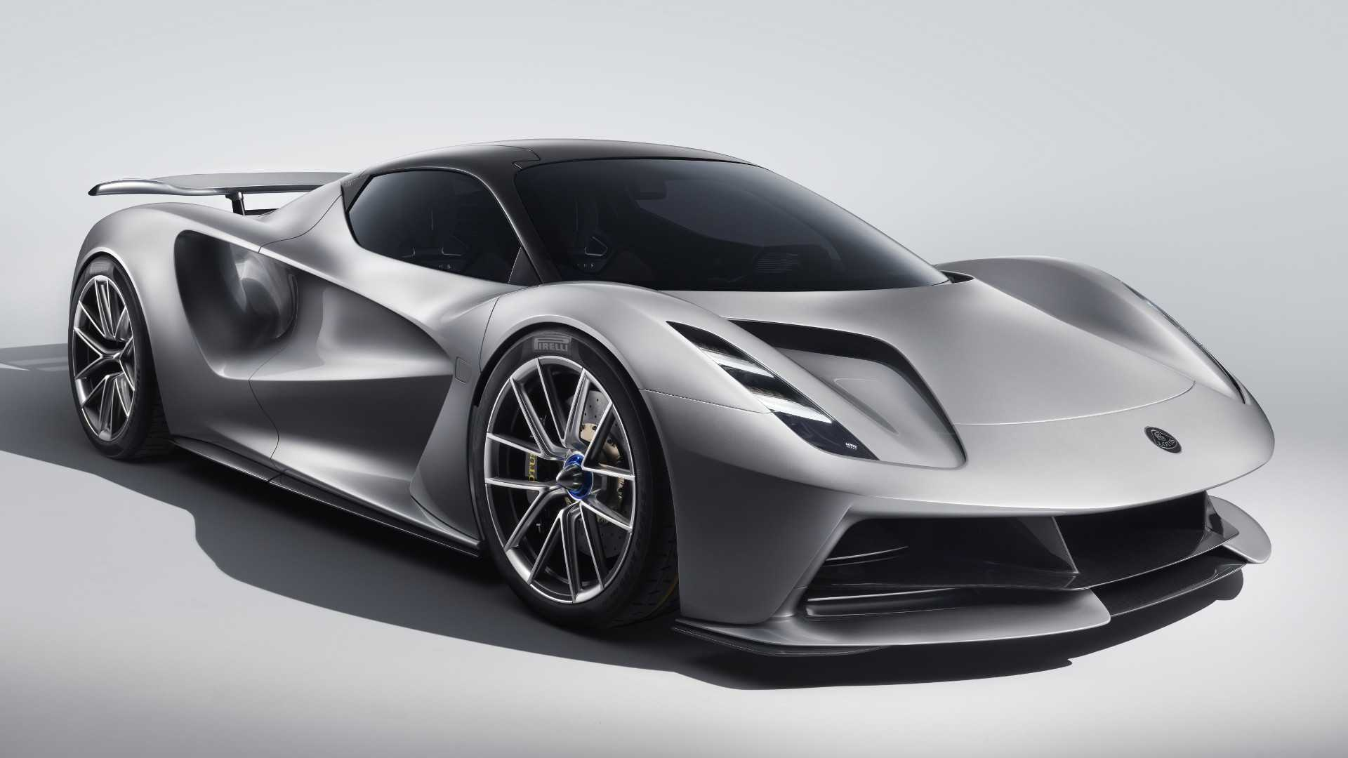 Back To The 50s Car Show 2020.2020 Lotus Evija Ev Hypercar Debuts With Nearly 2 000 Hp