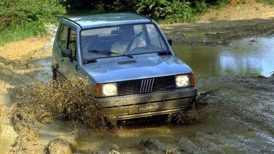 Fiat Panda 4x4, perché comprarla classic