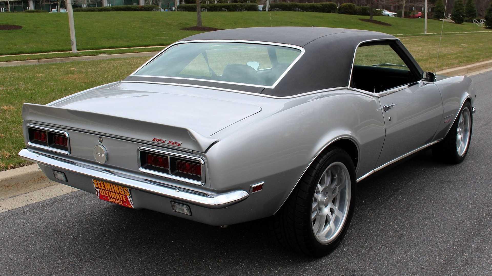 "[""Freshly Restored 1968 Chevrolet Camaro RS/SS Pro Touring""]"
