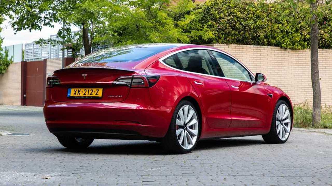 Prueba Tesla Model 3 Performance 2019