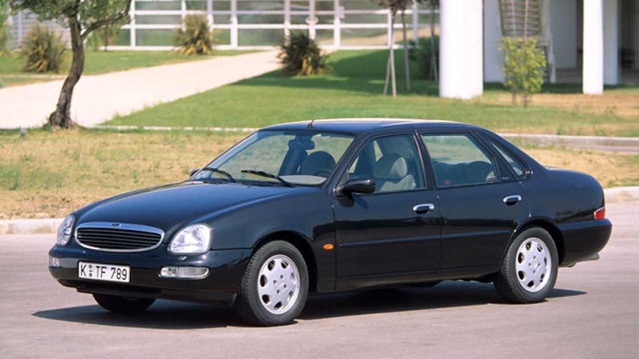 Auto-Neuheiten 1994: Ford Scorpio