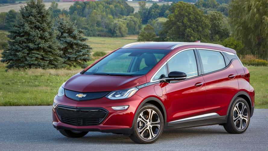 Chevrolet Bolt versus Hyundai Kona Electric