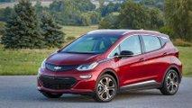 Chevrolet Bolt versus Hyundai Kona Electric