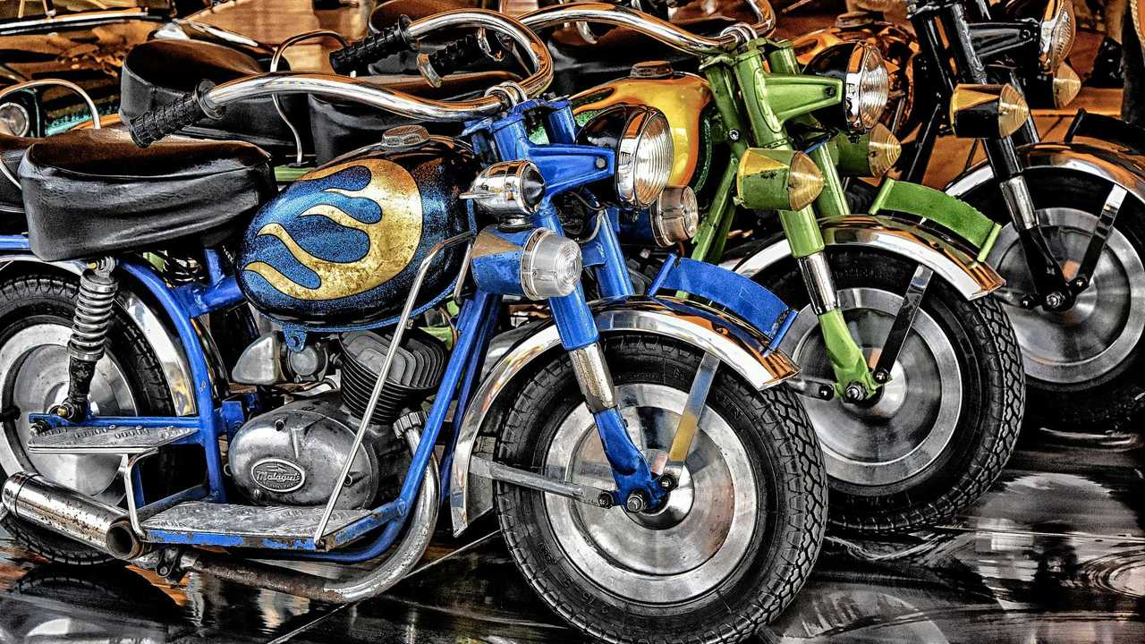 What The Color Of Your Motorcycle Says About You