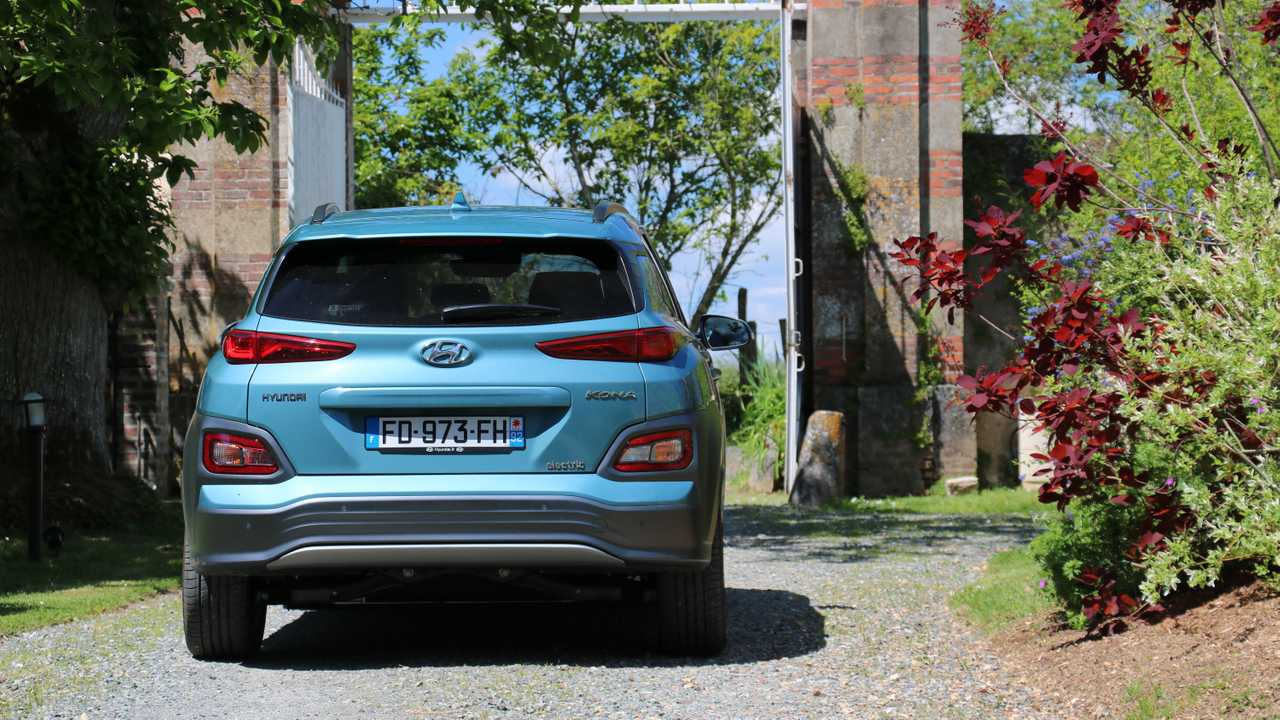 Hyundai Kona electric test (2019)