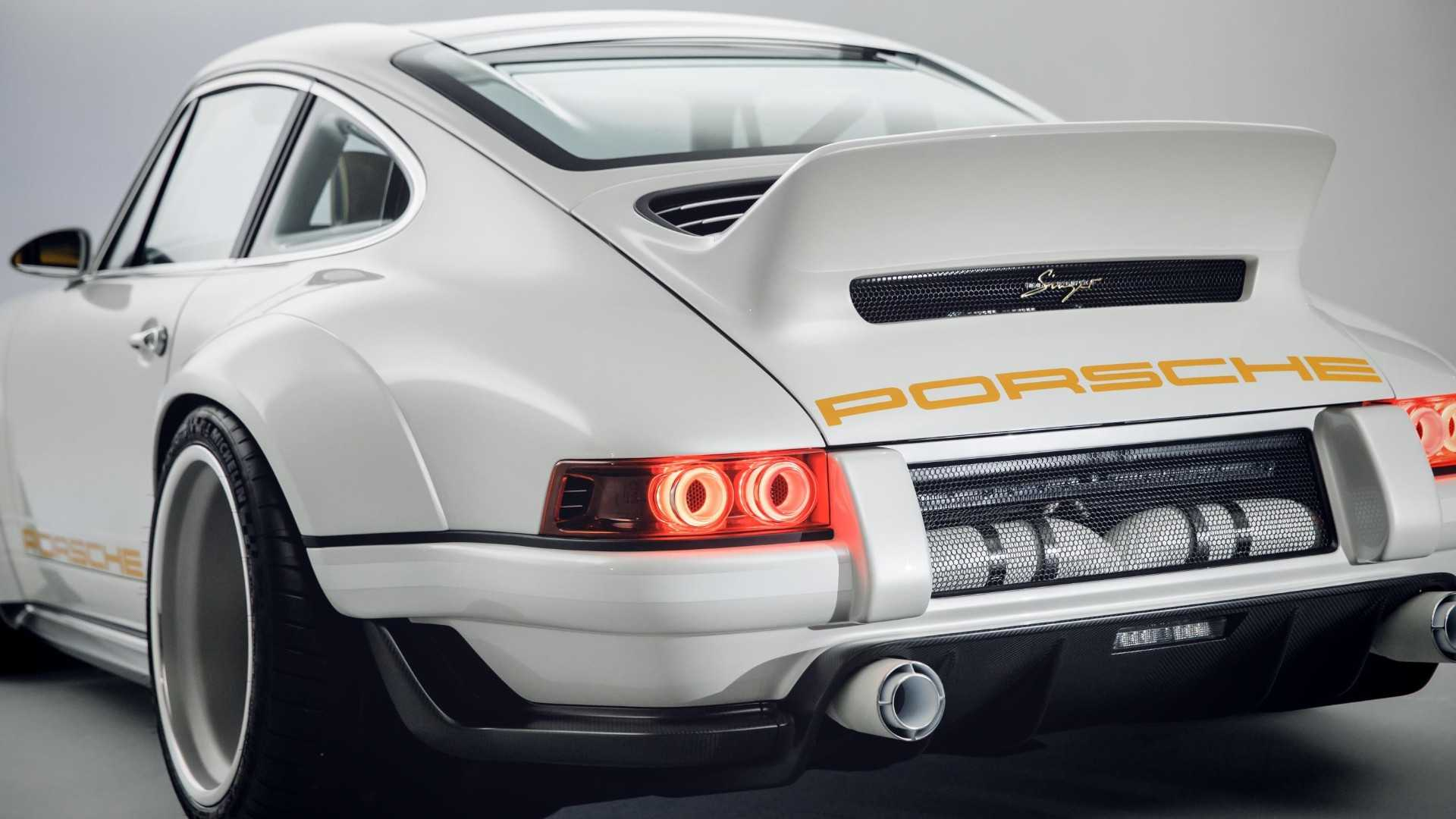 Could The Singer DLS Be The Greatest Porsche 911 Ever Made