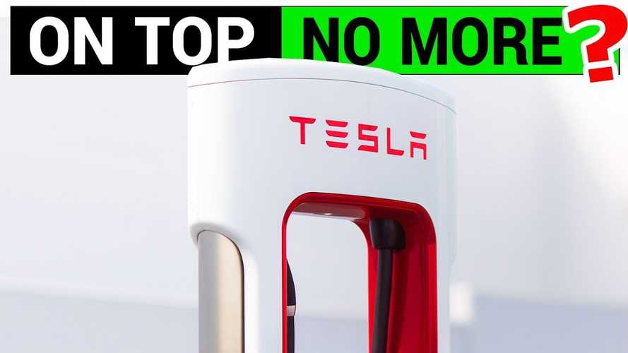 Is Tesla Losing Its Supercharger Advantage?