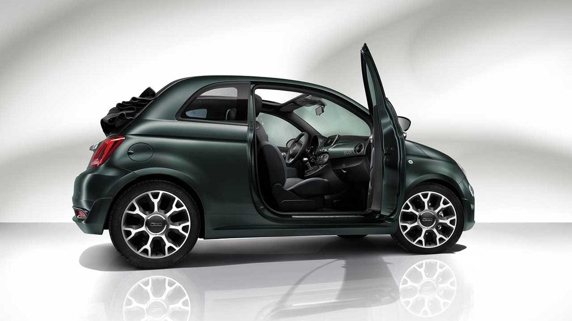 Latest Top End Fiat 500 Is A Stylish Rockstar