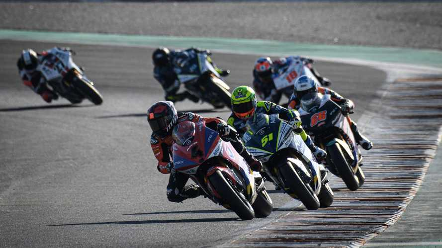 MotoE Phoenix Rises From The Ashes: Series Opens This Weekend