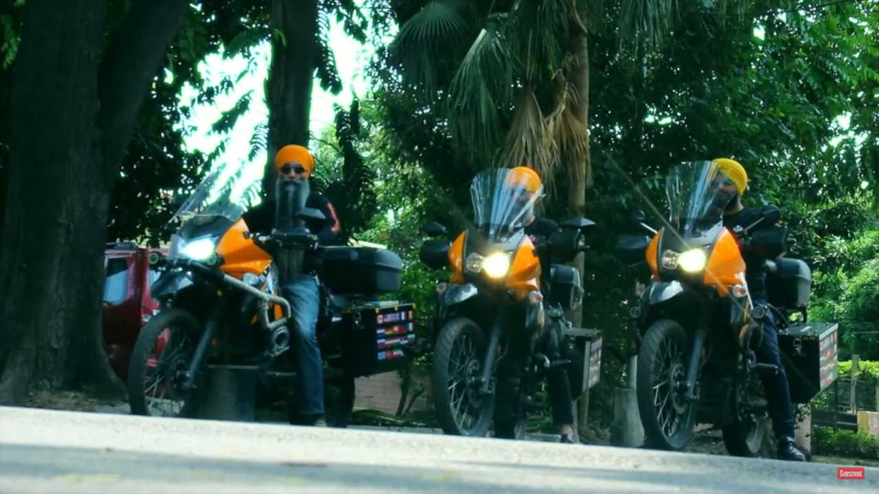 Sikh Motorcycle Club BC World Tour