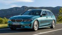 Nuova BMW Serie 3 Touring 2019