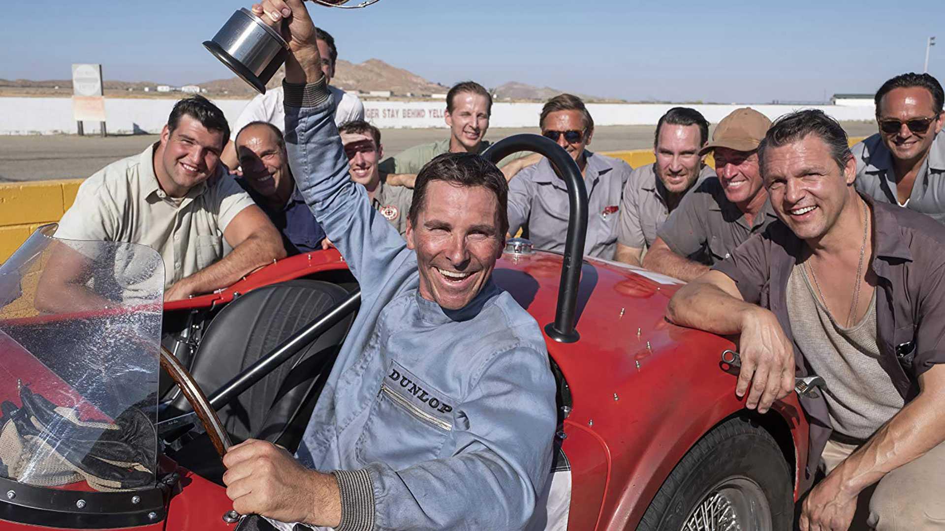 10 Minute Ford V Ferrari Sneak Peek Available For Le Mans Attendees