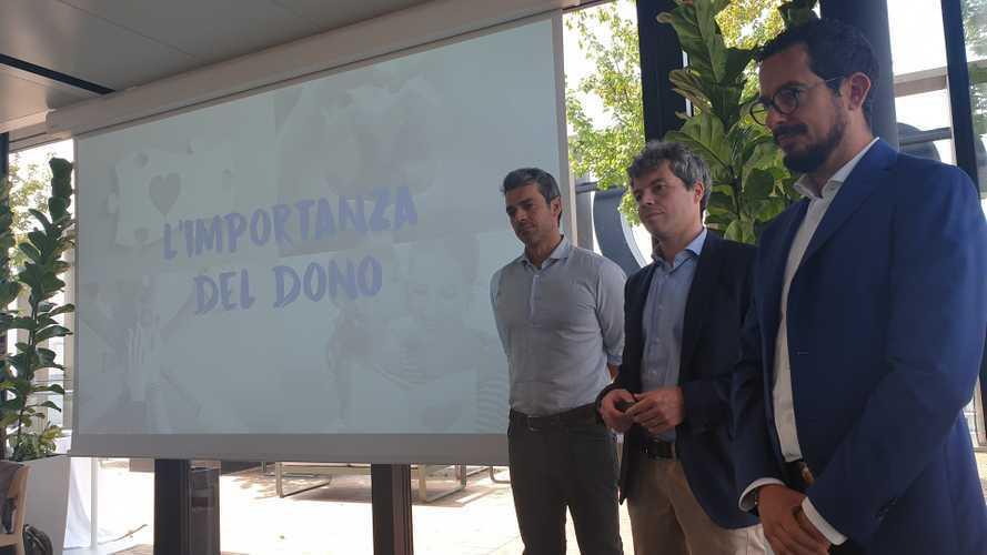 Kia Italia e 1 Caffè Onlus insieme per aiutare i bambini