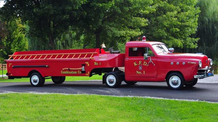 Who Remembers This Whalom Park 1951 Crosley Truck?