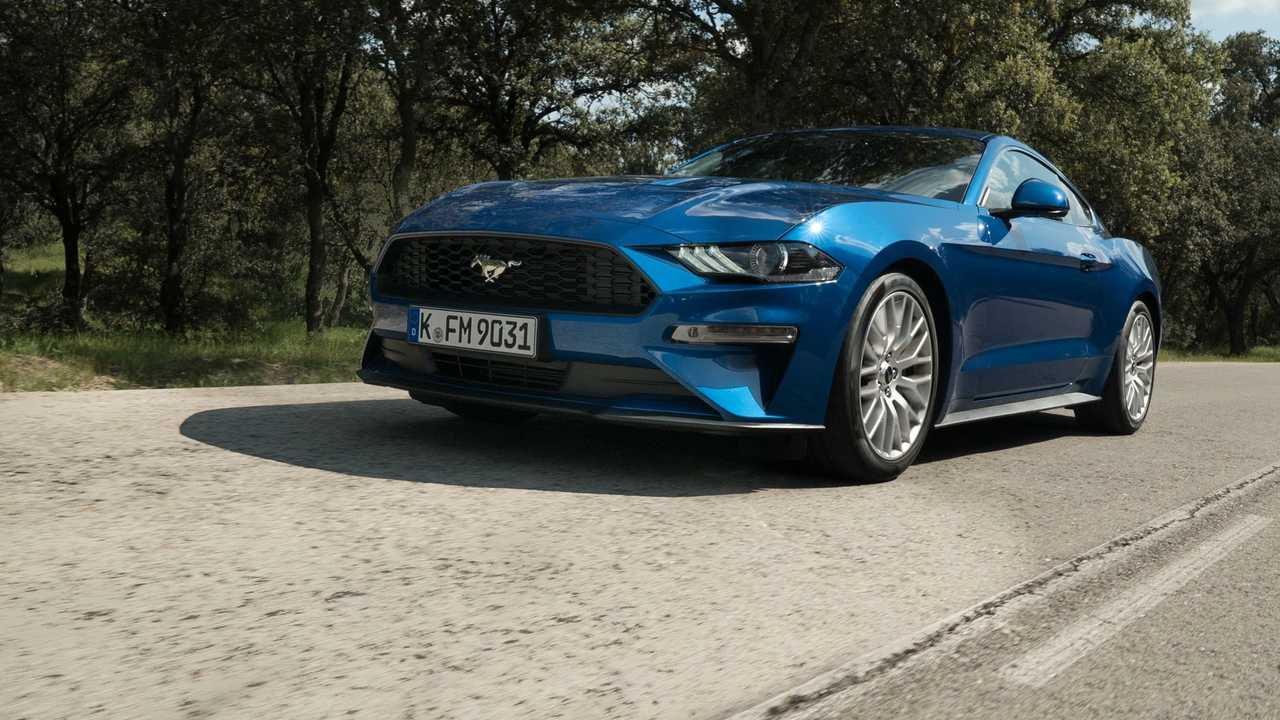 Ford Mustang Fastback 2.3 Ecoboost 290 CV prueba