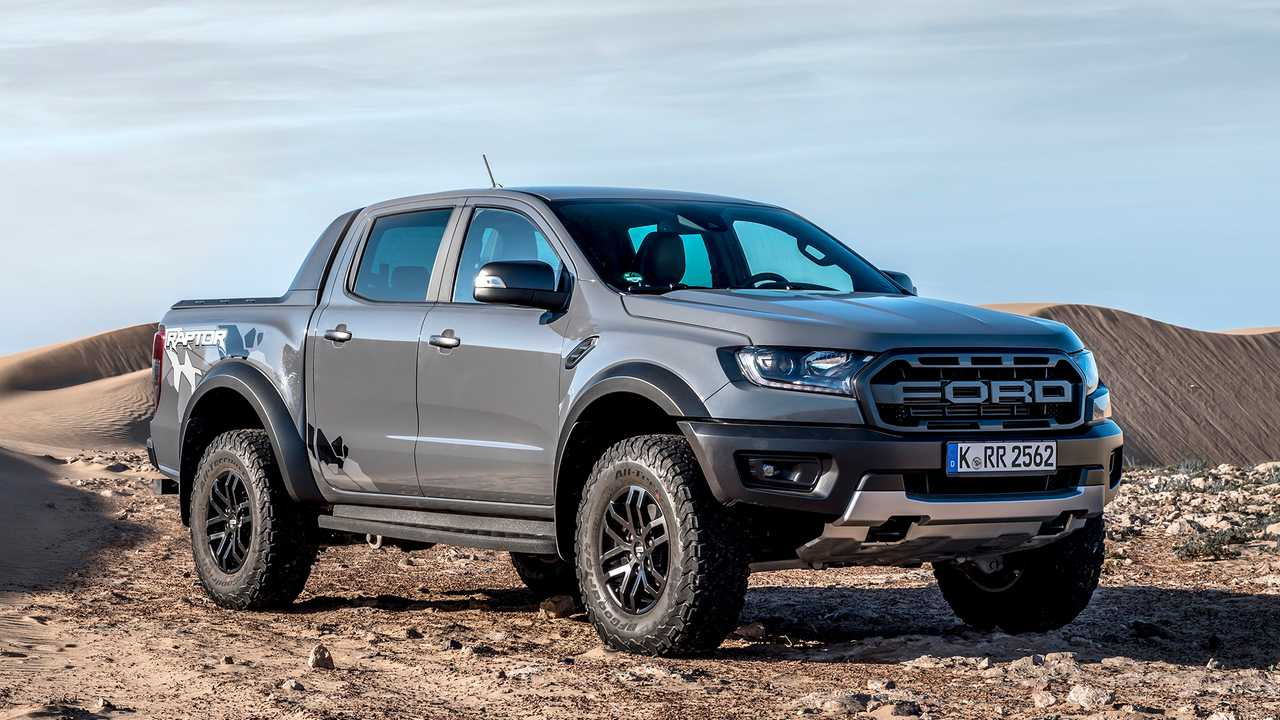 ford ranger raptor coming to u s  on july 2       in a video game