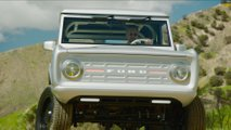 Zero Labs Automotive Ford Bronco Electric Restomod