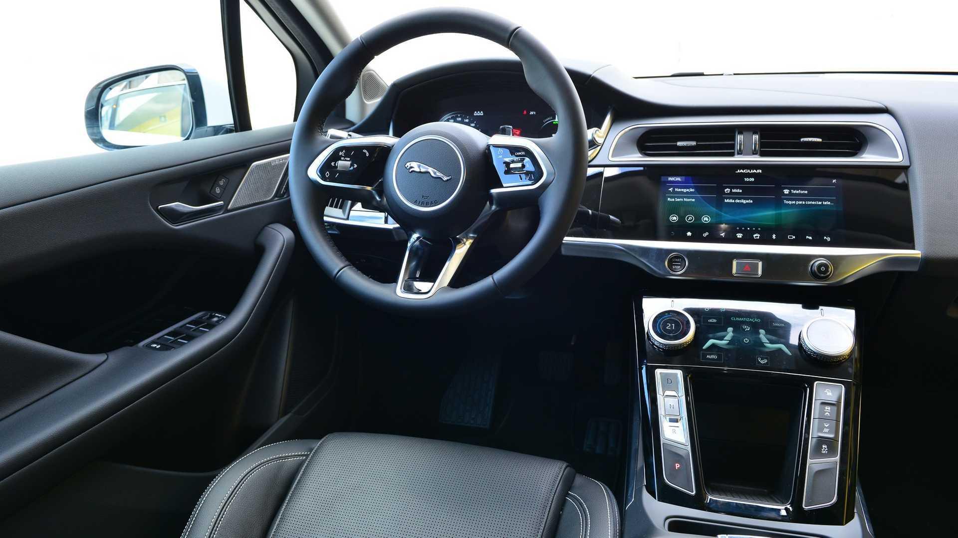 Avaliação: Jaguar I-Pace (BR)