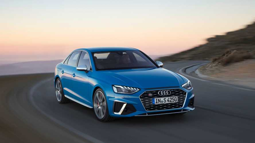 Audi S4 restyling (2019)