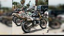 Triumph Scrambler 1200 XE Rally