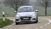 Hyundai i20 N Test Mule erwischt