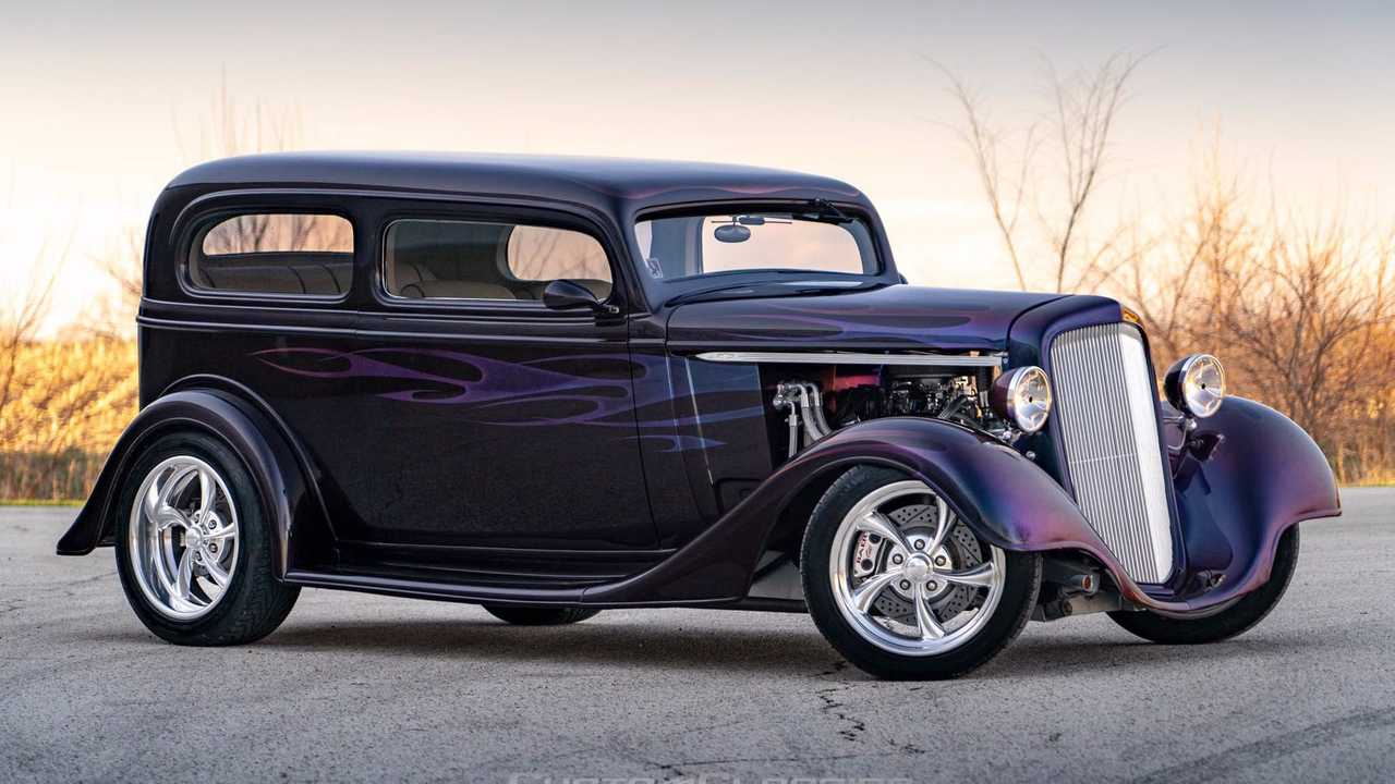 The Fast Way: Show And Street Ready 1934 Outlaw Street Rod