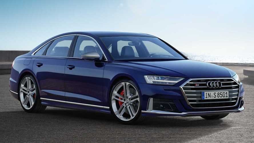 2020 Audi S8 revealed with subtle style and 563 bhp twin-turbo V8
