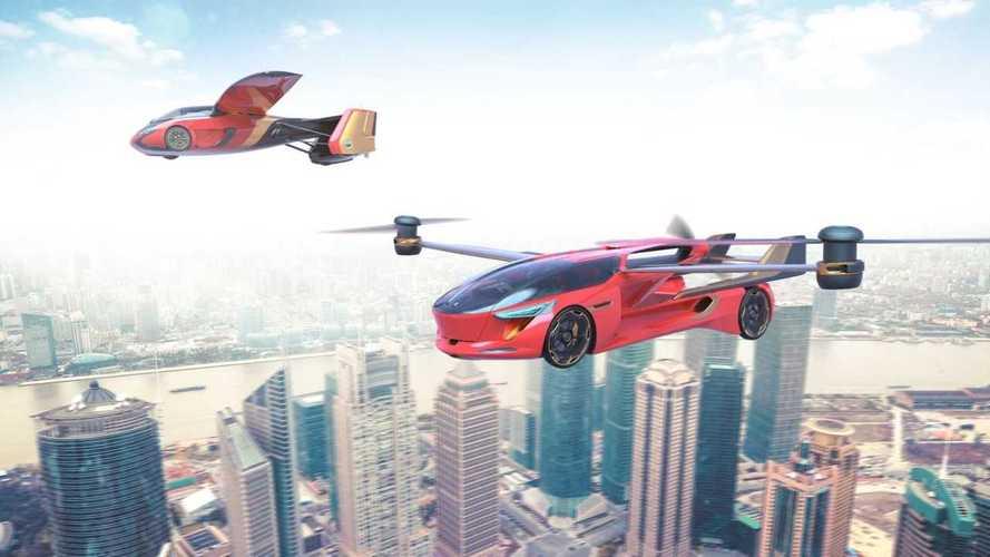 Летающий транспорт: от Airbus до