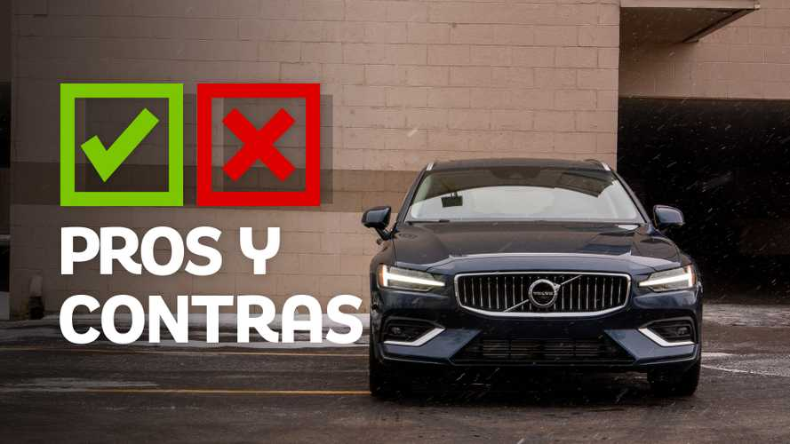 Volvo V60 T6 Inscription 2019: Pros y contras