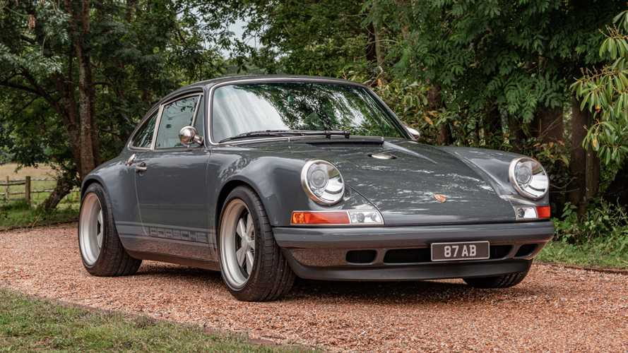 Three Singer 911s Set For Goodwood, Including One New Model